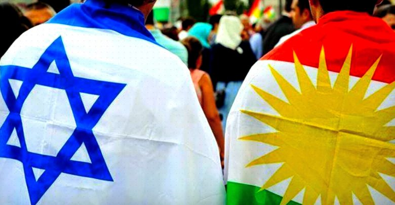 Why Israel supports Kurdistan independence
