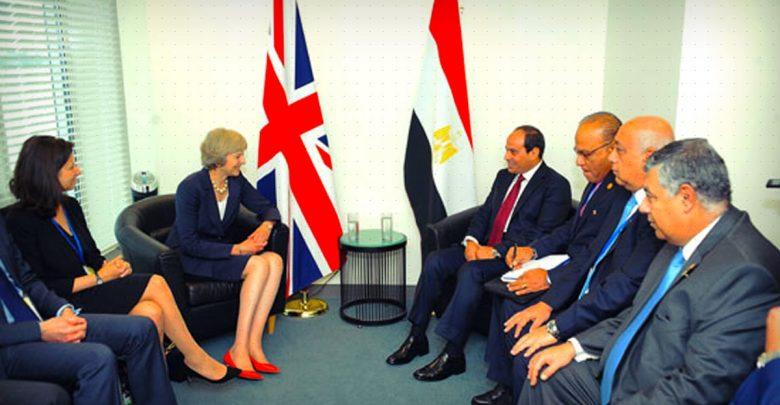 بريطانيا ومصر: سياسات جديدة أم قديمة؟