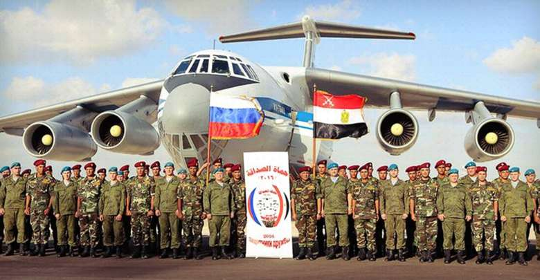 Egypt, Russia: Defenders of Friendship