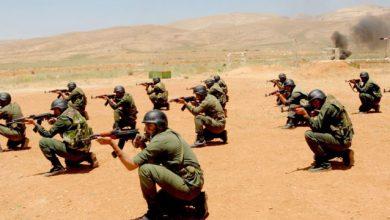 Photo of الأجندة التدريبية للجيش المصري