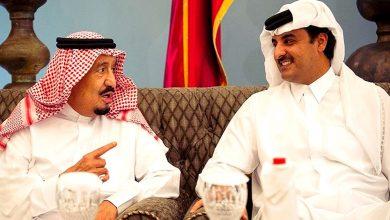 Photo of الخطوط الأمامية للحرب الباردة بين قطر والسعودية