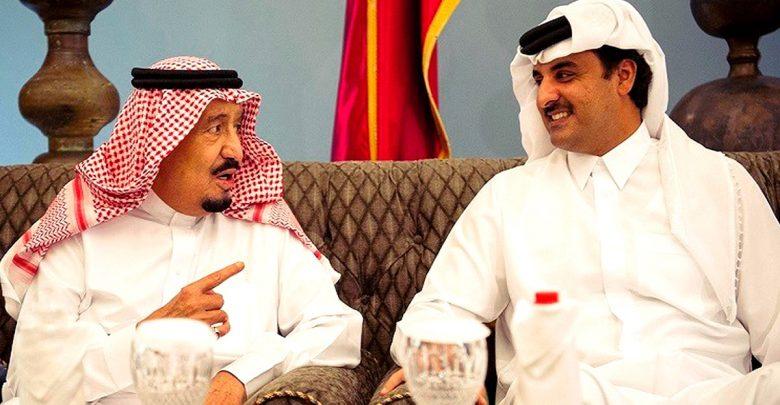 الخطوط الأمامية للحرب الباردة بين قطر والسعودية