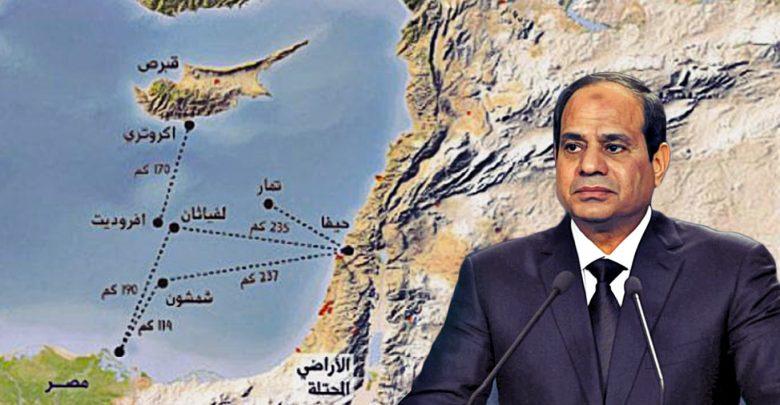 بالوثائق: التفريط في ثروات مصر الطبيعية