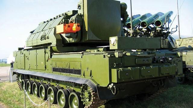 """النظام الصاروخي """"تور إم2"""
