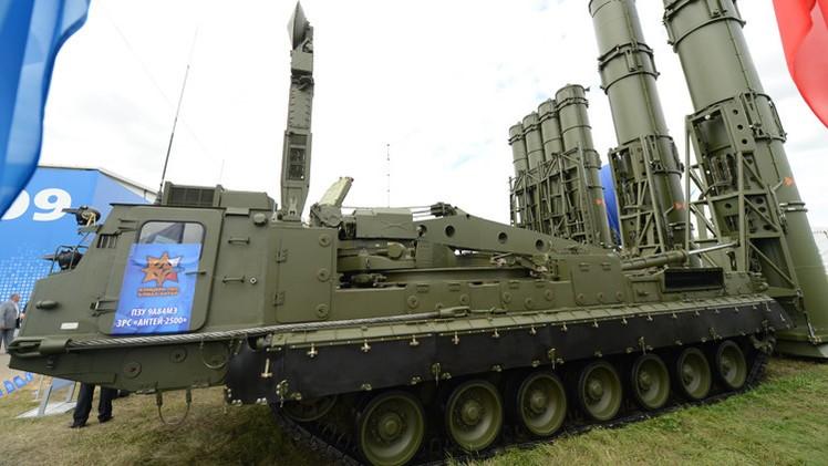 """منظومة صواريخ """"إس – 300 بي أم"""