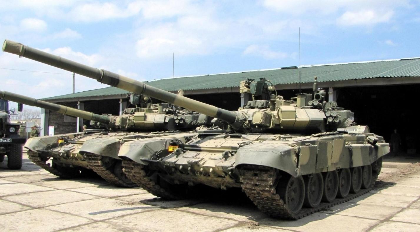 """الدبابة """"تي 90"""
