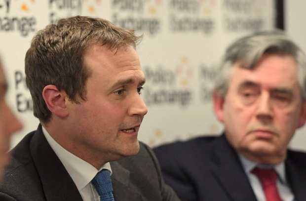 The new chairman of the UK foreign affairs select committee, Tom Tugendhat (Twitter/@theHouse_mag)