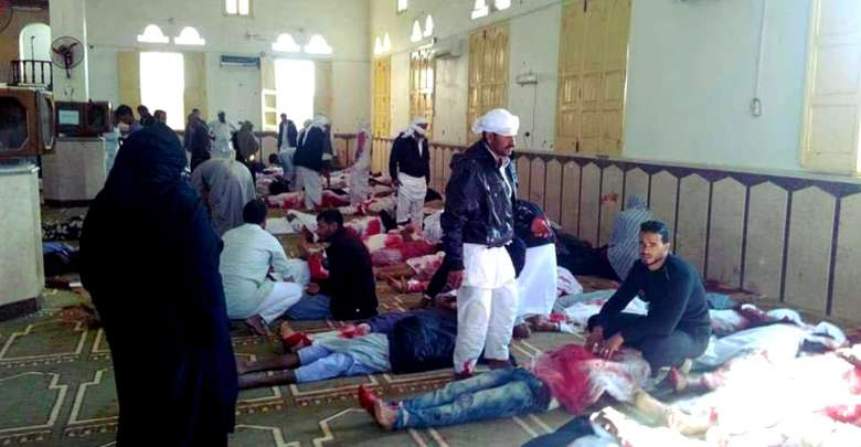 The Rawda Mosque massacre