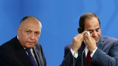 Egypt 2017: Foreign political crisis