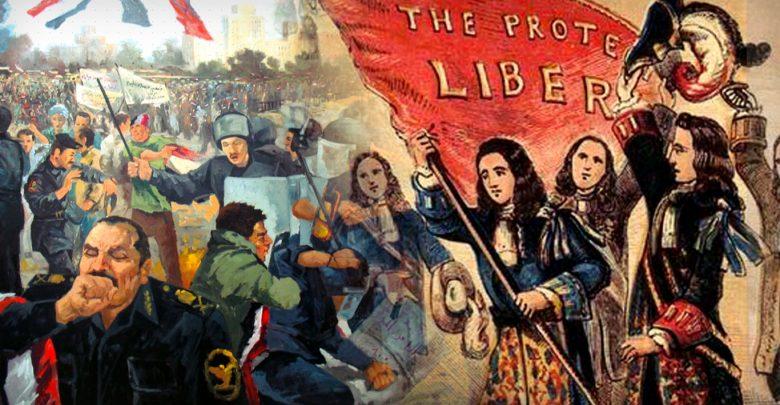 'Glorious Revolution' & promised revolution