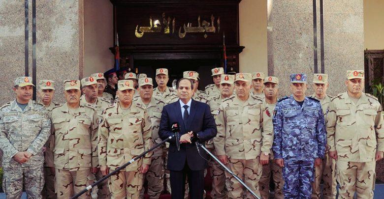 عسكر مصر: صراع البقاء