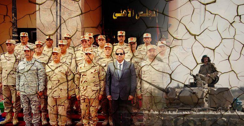 كيف تصنع انقلاباً داخل المؤسسة العسكرية؟