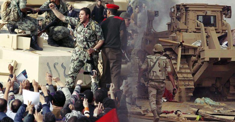 كيف يستجيب الجيش المصري للثورة القادمة؟