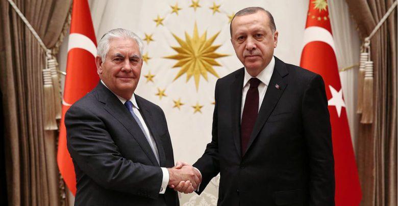 إقالة تيلرسون والعلاقات التركية ـ الأمريكية