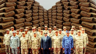 Egypt's cement crisis and military dominance