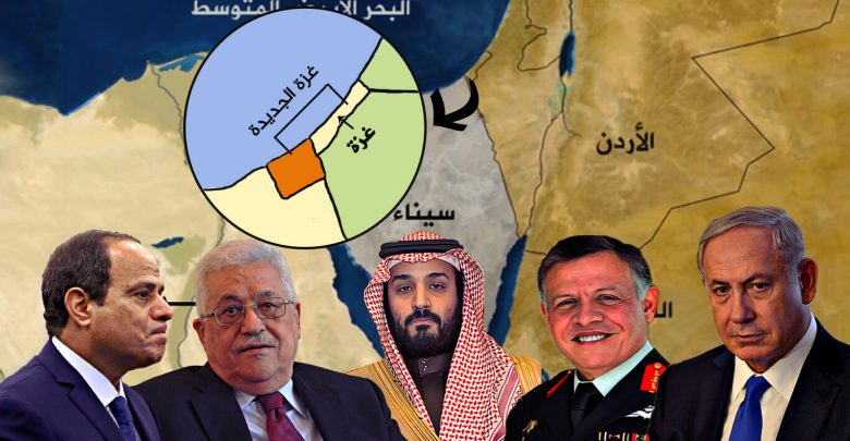 حقوق الشعب الفلسطيني في مشروع صفقة القرن