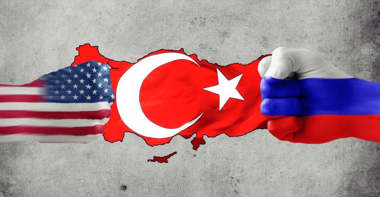 تركيا بين موسكو وواشنطن: البحث عن مسار
