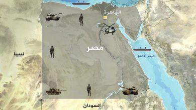 Photo of الجيش المصري: التكوين وخرائط الانتشار