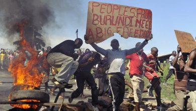 الصراع في بوروندي الأبعاد والتداعيات