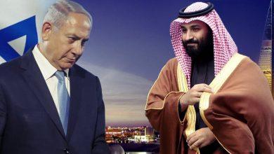 محمد بن سلمان متحدثا باسم نتنياهو