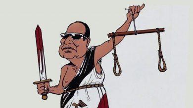 القضاء المصري وانتهاك الحقوق والقانون
