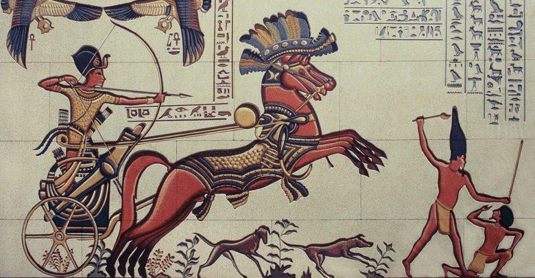 تاريخ الانقلابات في مصر القديمة