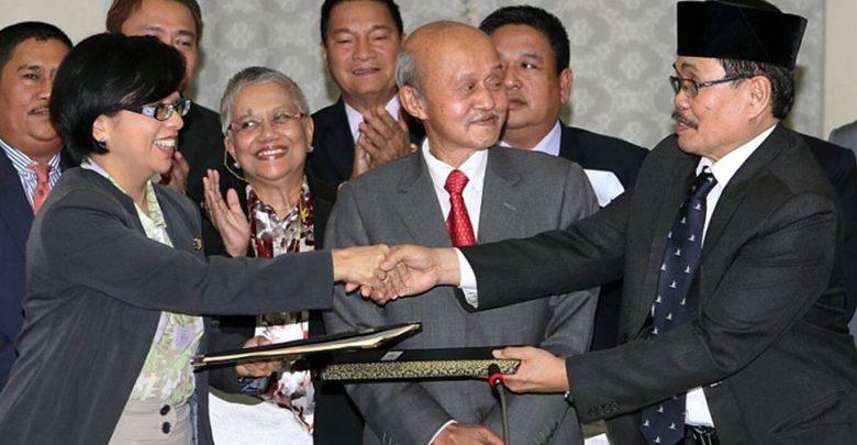 الفلبين: قانون مورو وميلاد وطن