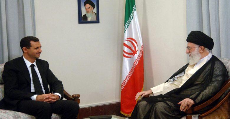 الوجود الإيراني في سوريا اتفاقات ومسارات