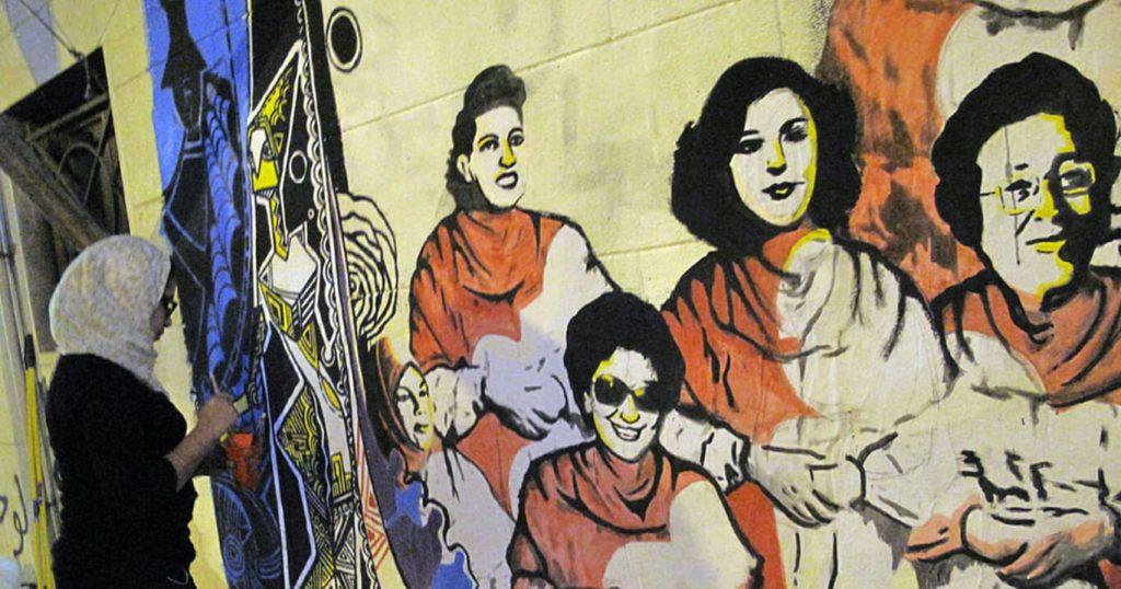 دور المرأة في تنمية المجتمع المحلي
