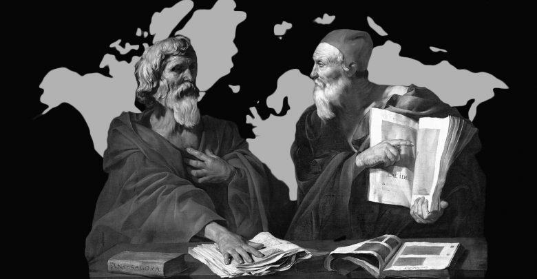 إسهامات الفلاسفة في حقل نظرية العلاقات الدولية