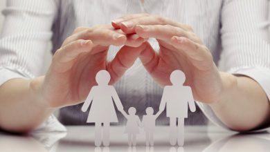 الرعاية الاجتماعية والأمن الاجتماعي للأطفال