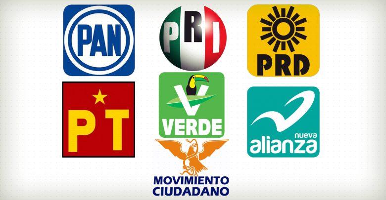 الأحزاب السياسية في المكسيك: الانتشار والتأثير