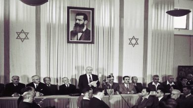 Photo of التطوّر الأمني للوكالة اليهودية وبنيتها الهيكلية