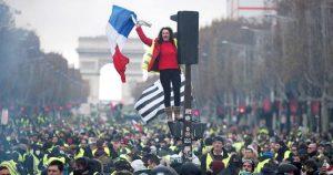 فرنسا: السترات الصفراء وعصر ريادة الأعمال