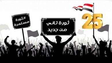 Photo of مصر 25 يناير ـ شروط استعادة الثورة