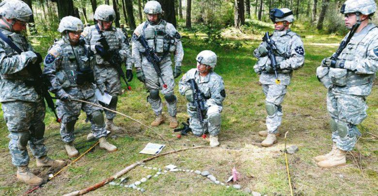 دور المعلومات في الاستراتيجيات العسكرية أميركا نموذجاً