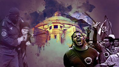 Photo of الطلاب والعنف ما بعد انقلاب 2013