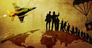 التدخل الإنساني في ضوء القواعد الدولية العرفية
