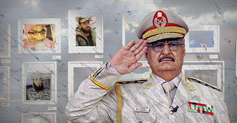 السلفية المدخلية في ليبيا مليشيات حفتر الدينية