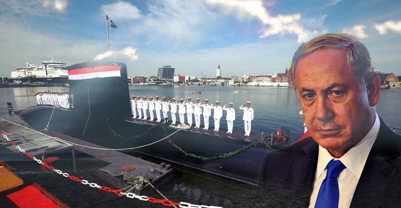 نتنياهو والغواصات الألمانية لمصر رؤى إسرائيلية