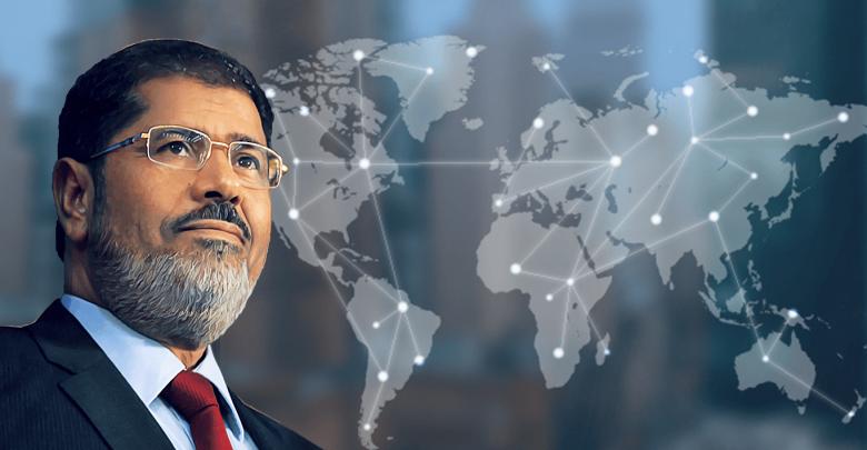 عندما حكم مرسي الزيارات الخارجية