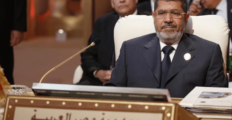 عندما حكم مرسي القرارات الرئاسية