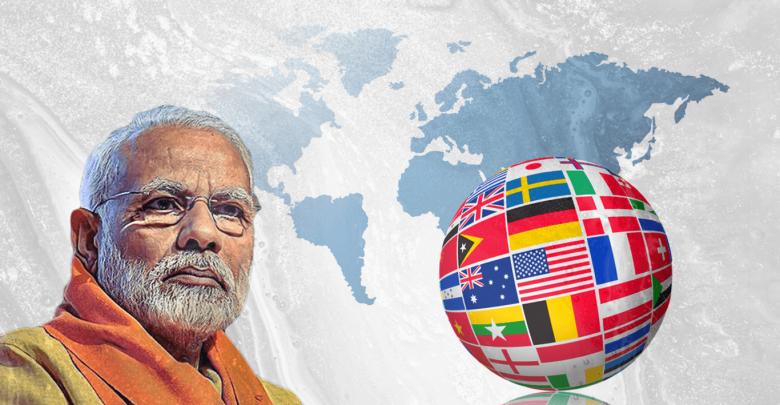 السياسة الخارجية الهندية بعد انتخابات 2019