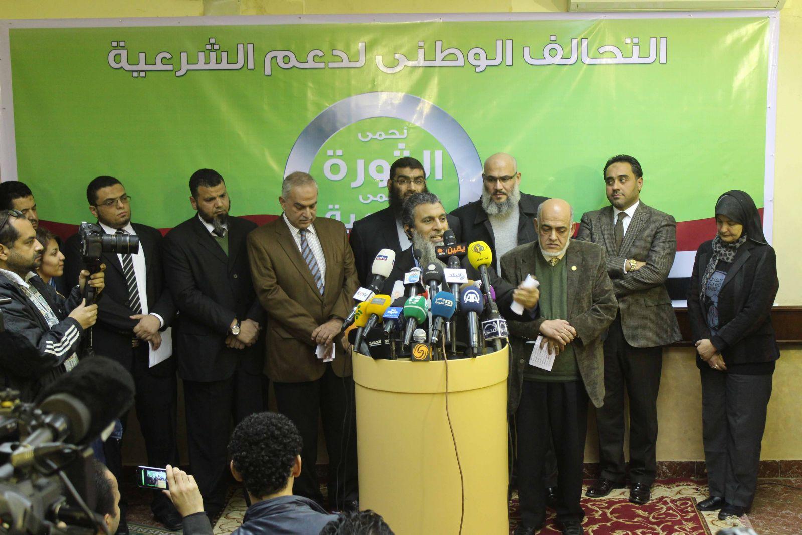 الإخوان المسلمون في مصر بين مبادرتين-1