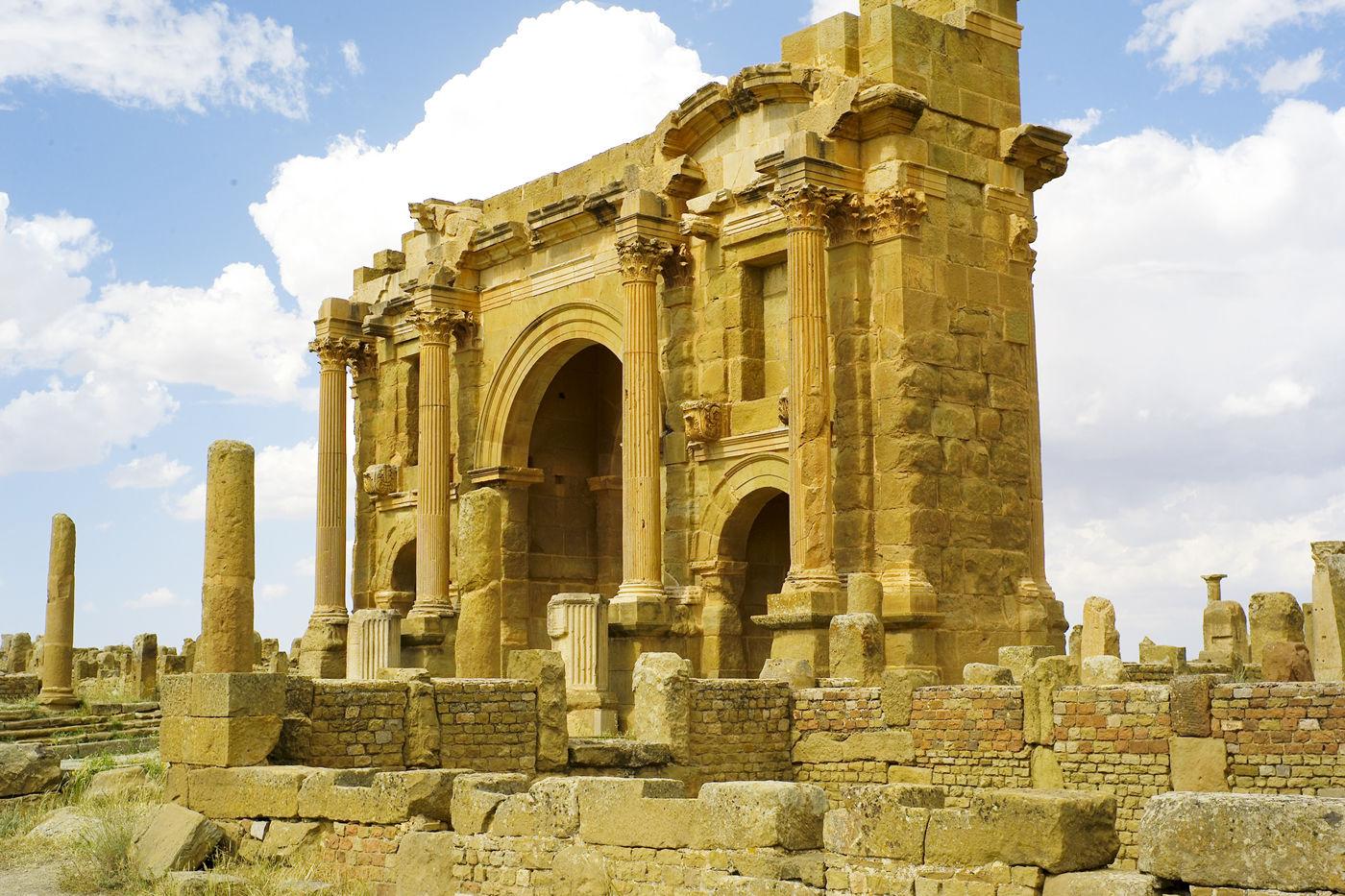 الربيع العربي. وتوابعه على التراث الأثري