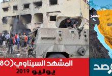 Photo of المشهد السيناوي يوليو 2019
