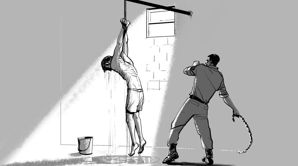 اتفاقية مناهضة التعذيب