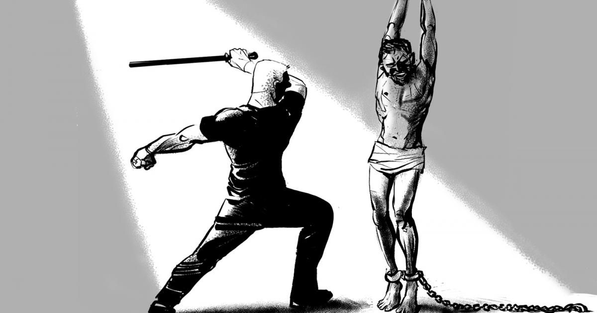 ما حكم التعذيب في القانون؟