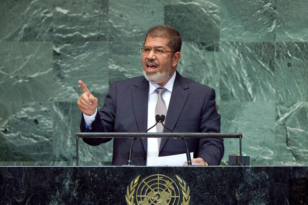 يجب إجراء تحقيق شامل ومستقل في ظروف وفاة محمد مرسي