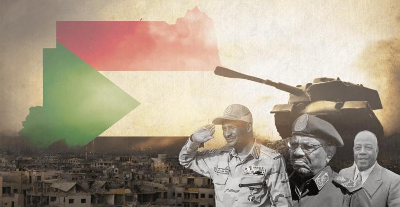 الأكثر هشاشة النخبة المدنية السودانية و3 نماذج انقلابية